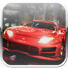 A Highway Racing - Chase in Extreme Speed on the Asphalt Image