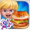 Burger Crazy Chef - Make Your Own Funny Hamburger Image