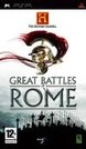 The History Channel: Great Battles of Rome Product Image