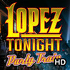 Lopez Tonight Party Train HD Image