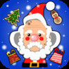A Christmas Slots Machine: Fun Casino Play with Santa, Elves, Reindeer and Big Presents! Image