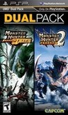 Monster Hunter Freedom Dual Pack Image