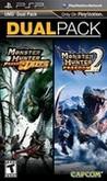 Monster Hunter Freedom Dual Pack Image