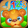 123 Kids Fun NUMBERS - Educational app for toddlers and preschollers Image