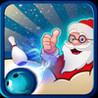Santa Snow Bowling Image