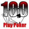 100 Play Poker Image