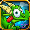 A Fighting Dragon Run - Crush the Flying Monster and Save the Castle Image