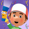 Handy Manny Flicker's Flashcard Fiesta Image