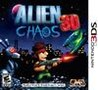 Alien Chaos 3D Image