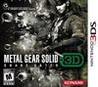 Metal Gear Solid: Snake Eater 3D Image