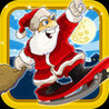 Santa's Crazy Polar Adventure - Christmas Downhill Sleigh Ride Image