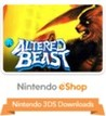 3D Altered Beast Image