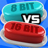 8-bit vs 16-bit HD Image