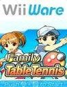 Family Table Tennis Image