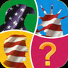 Word Pic Quiz Patriot Test - test your knowledge of American Icons, Landmarks and Pastimes Image