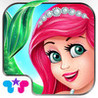 Mermaid Princess Makeover -  Dress Up, Makeup & eCard Maker Game Image