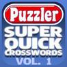 Puzzler Super Quick Crosswords - Volume 1 Image