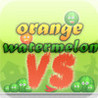 Orange vs watermelon Image