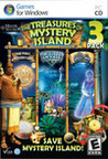 The Treasures of Mystery Island 3 Pack Image