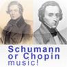 Schumann or Chopin music Image
