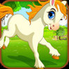 Princess Unicorn - Day Race in Hay Forest Image