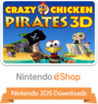 Crazy Chicken: Pirates 3D Image