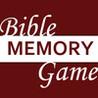 Bible Memory Game Image