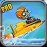 Zombie Jet Speed Boat: Call of the Slender Monster Temple - Pro Racing Game Image