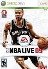 NBA Live 09 Image