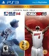 Sports Pack Vol. 1: MLB 14 The Show / NBA 2K14 Image