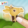 Animal Seek & Find: by Happy Touch Image