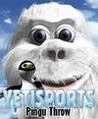 Yetisports Pingu Throw Image