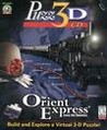 Puzz 3D: The Orient Express Image