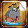 Pirate Sticker Book! Image