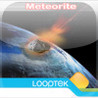Meteorite by LoopTek Image