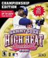 Sammy Sosa High Heat Baseball 2001 Image
