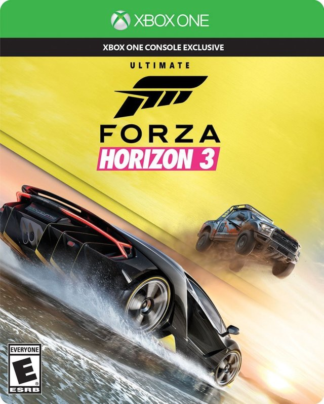 Forza horizon 3 for xbox one reviews metacritic malvernweather Gallery