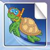 Ocean Sticker Book! Image