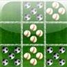 a Football vs BaseBall Tic Tac Toe - Morpion Image