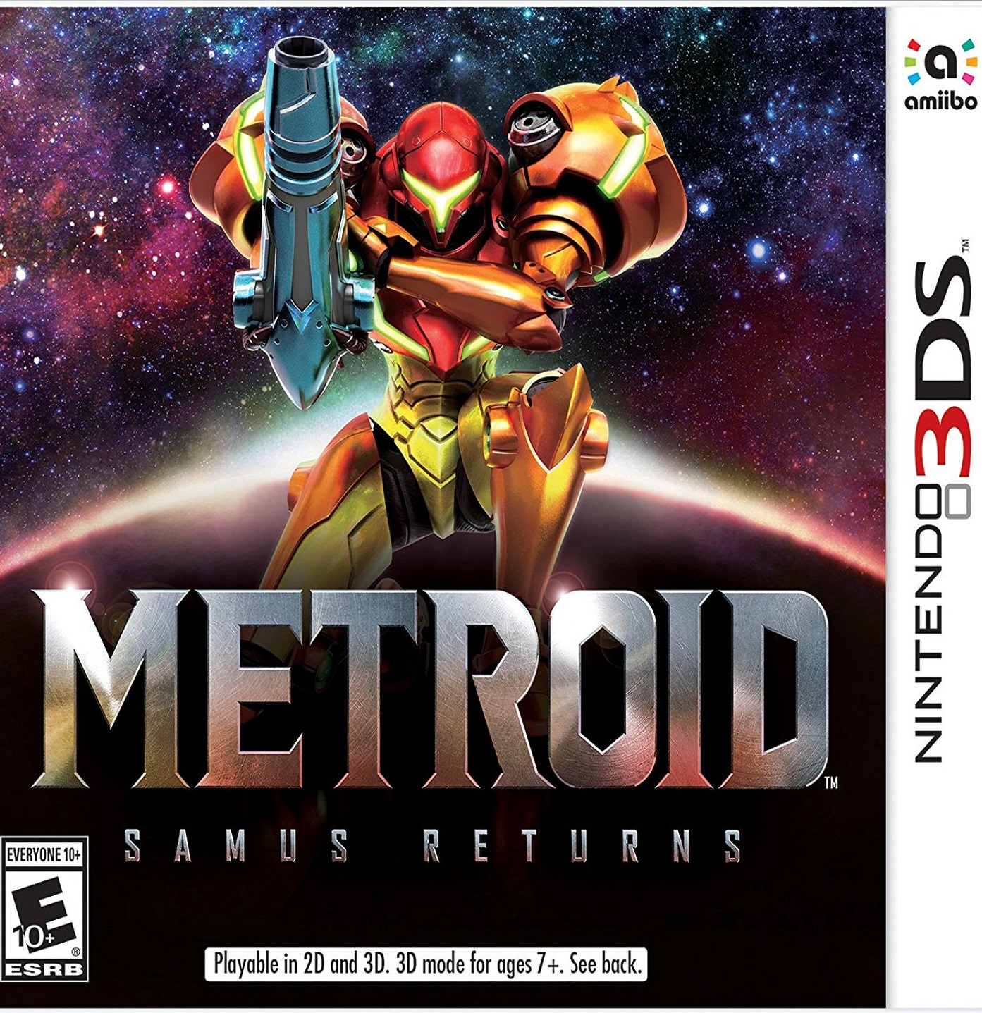 What Are Your Top 5 Favorite Suits From Metroid? (Custom