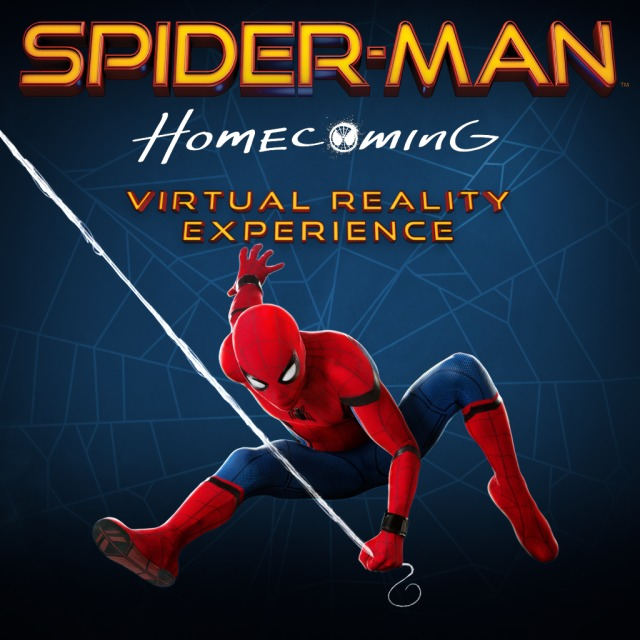 Kết quả hình ảnh cho Spider-Man Homecoming - Virtual Reality cover ps4