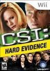 CSI: Crime Scene Investigation: Hard Evidence Image