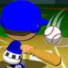 3D Baseball Image