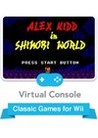 Alex Kidd in Shinobi World Image