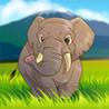 Aaron's wildlife animals puzzle game Image
