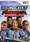 Iron Chef America: Supreme Cuisine Image