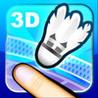 3D Badminton Image