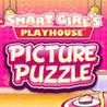 Smart Girl's Playhouse Picture Puzzle Image