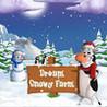 Dream Snowy Farm Image