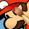 AAA Super Mario Paint Image